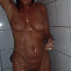 Small tits of my girlfriend - Karyn