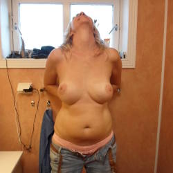 Medium tits of my ex-girlfriend - Claudia