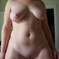 Large tits of my wife - Stacey