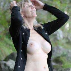 Large tits of my ex-wife - Claudi