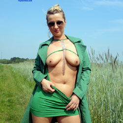 Big Tits At The Farm - Big Tits, Exposed In Public, Firm Tits, Flashing Tits, Flashing, Hanging Tits, Nude In Nature, Nude Outdoors, Perfect Tits, Showing Tits, Hot Girl, Sexy Body, Sexy Boobs, Sexy Girl, Sexy Legs