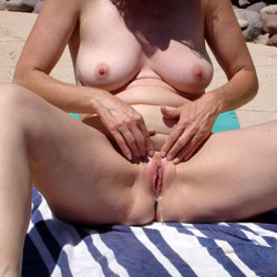 Fun At The Pool - Big Tits, Outdoors, Penetration Or Hardcore, Pussy Fucking