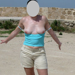 Clare From The UK First Flash - Big Tits