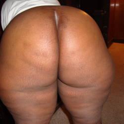 My girlfriend's ass - Gail