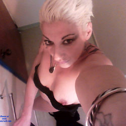 Rozsa Got Horny - Blonde