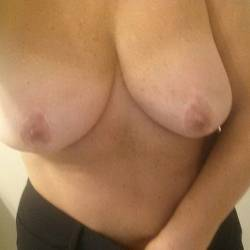 Large tits of my girlfriend - Ms fla