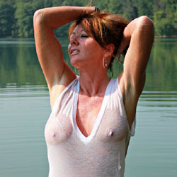 Wet And Wild Girl - Big Tits, Firm Tits, Flashing Tits, Hard Nipple, Nipples, Nude In Nature, Nude In Public, Nude Outdoors, Pussy Lips, Redhead, See Through, Shaved Pussy, Water, Wet, Hot Girl, Pussy Flash, Sexy Body, Sexy Boobs, Sexy Face, Sexy Figure, Sexy Legs