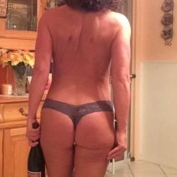 My wife's ass - Cougar