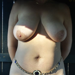 Fun In The Bush - Big Tits