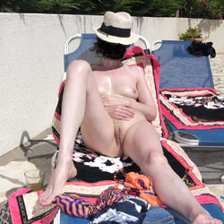 A Day At The Pool In Turkey - Wife/Wives