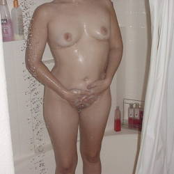 Small tits of my wife - Tami