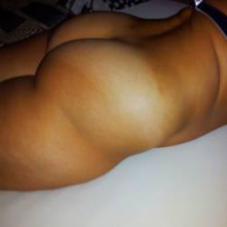 My girlfriend's ass - My love Ju