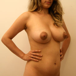 After Parturition - Big Tits