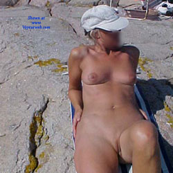 Linda Nude Again - Beach, Wife/Wives