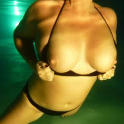 My large tits - Masked Beauty