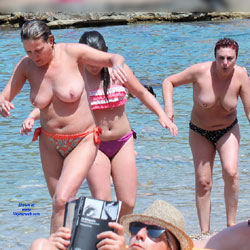 Ibiza 3 - Beach, Big Tits