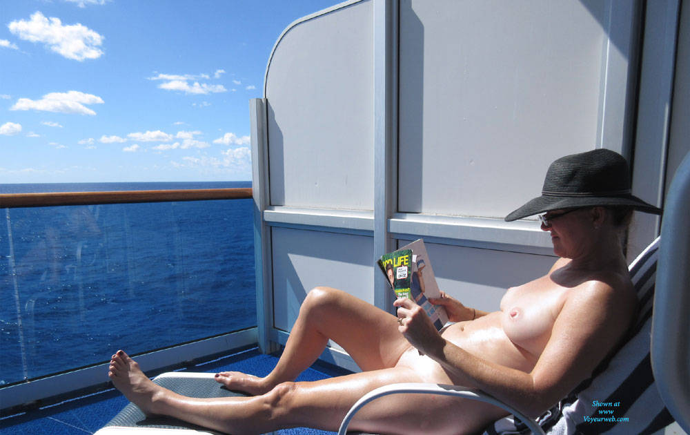 Really. agree cruise ship balcony nude charming answer