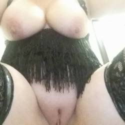Very large tits of my wife - Wife sexy MILF
