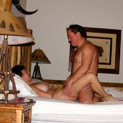 Anniversary Sex - Big Tits, Brunette