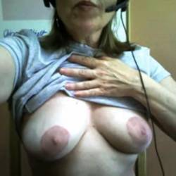 Large tits of my girlfriend - Erin