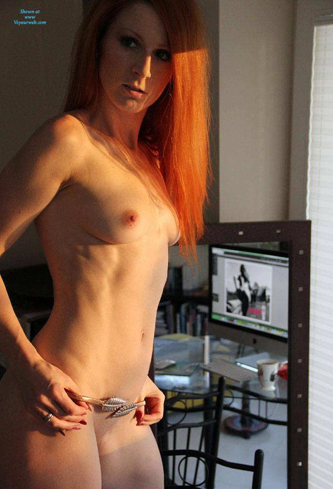 Pic #6 Vienna - I Am (n)u(e)rban! - Redhead, Firm Ass, Shaved
