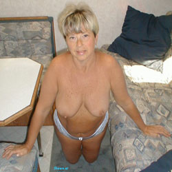 Camping With Debbie - Big Tits