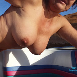 Boating Fun - Big Tits