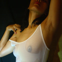 Wet And Wild And Juicy - Medium Tits, Shaved