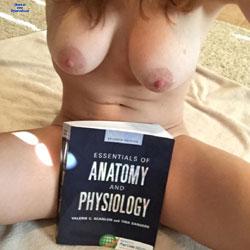 Study Time - Big Tits