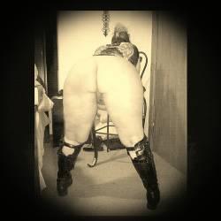 My girlfriend's ass - pawg badonk
