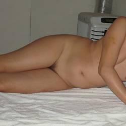 Small tits of my girlfriend - Carol