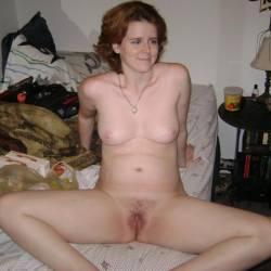 Medium tits of my wife - Jessica