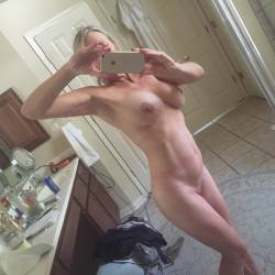Large tits of my wife - Blonde MILF88