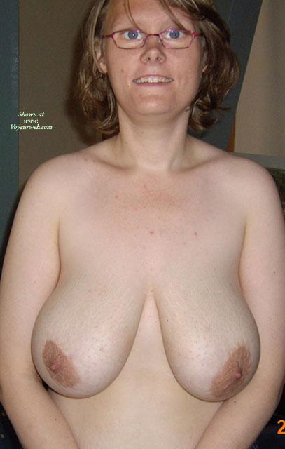 Pic #1 - Boobs , Ma Wife