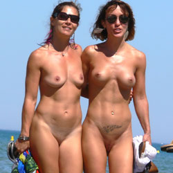 Warm Hot Summer - Beach, Big Tits, Shaved