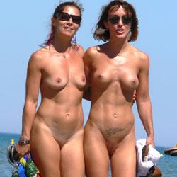 Warm Hot Summer - Beach, Big Tits, Shaved