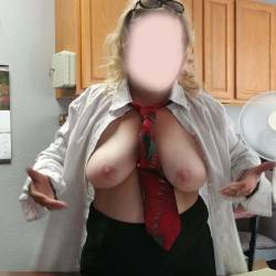 Large tits of my wife - Hottie Wife