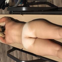My girlfriend's ass - Muffu