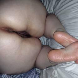 My girlfriend's ass - Beberson