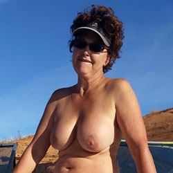 Boating Fun 2 - Brunette, Big Tits, Outdoors