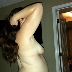 Home Alone - Big Tits, Close-Ups