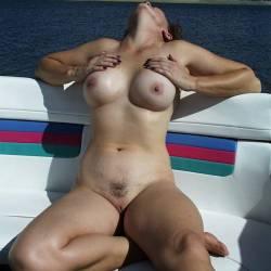 Boating Fun 3 - Big Tits