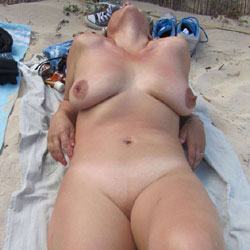 Sea - Beach, Big Tits