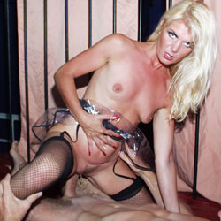 Coco French Exposed Web Slut And Mistress - Blonde, Big Tits, Lingerie