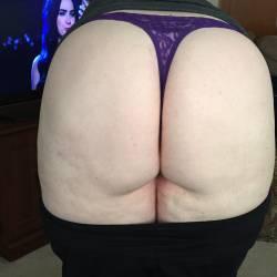 My wife's ass - MILF