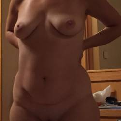 My small tits - Katie