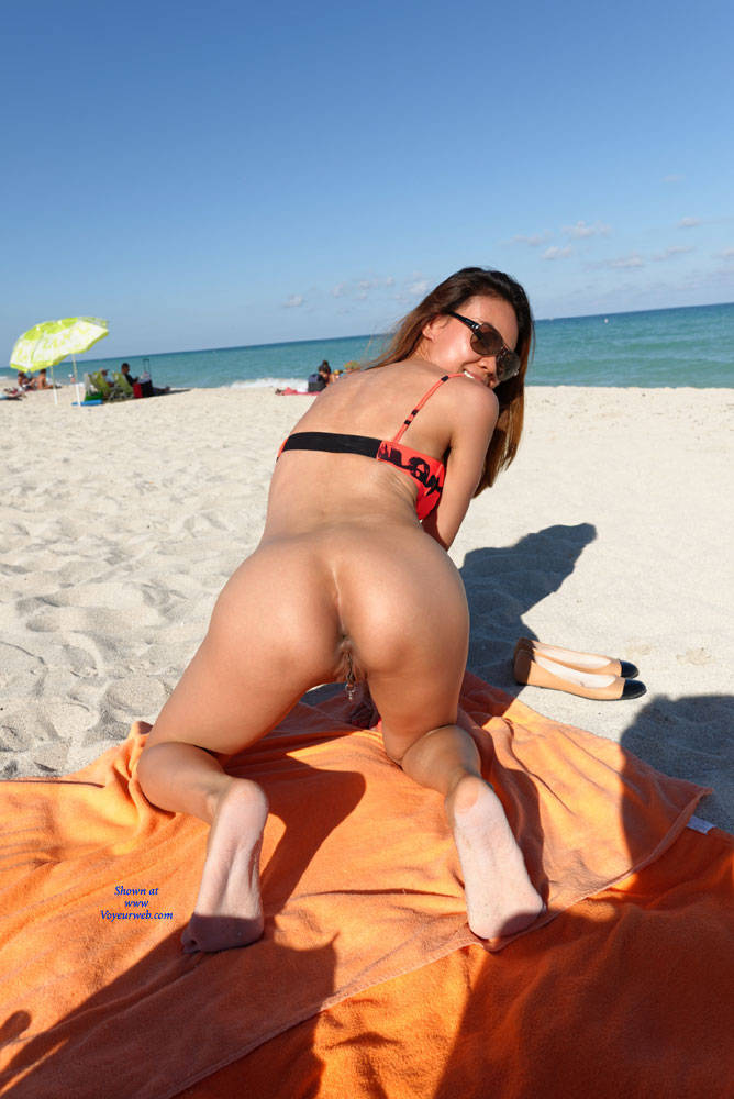 Miami nude girls