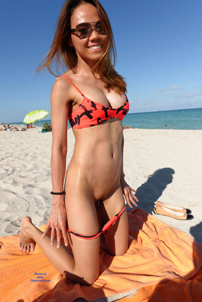 South beach nude-5889