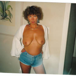 Very large tits of my wife - boaterdd