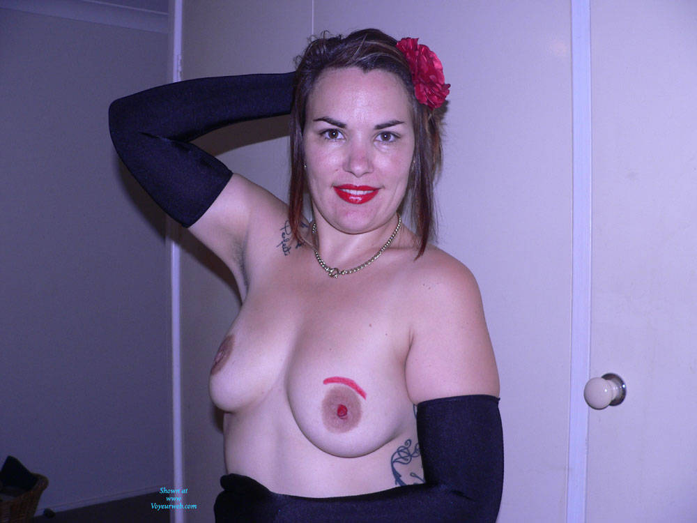 Red Lips Brunette Showing Tits - Big Tits, Brunette Hair, Milf, Perfect Tits, Red Lips, Short Hair, Showing Tits, Topless, Sexy Boobs , Hot Milf, Topless, Tattooed, Red Lips, Big Tits, Brunette